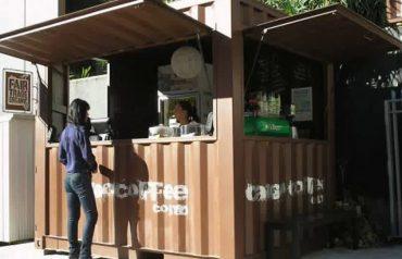 Coffee Box House